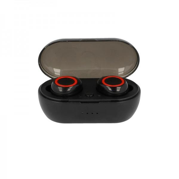TWS C12 bluetooth stereo slušalice - crne TT-BT-TWS-C12-CRNE Mobilab, servis i prodaja mobitela, tableta i računala