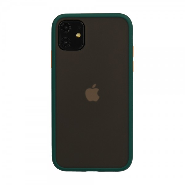 Maskica COLOR BUTTON iPhone 11 PRO MAX