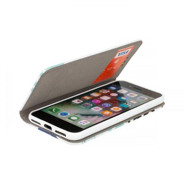 Torbica preklopna za SAMSUNG GALAXY A8 Plus 2018 cats - Decor book TP-DB-SAM-A8P-ca Mobilab, servis i prodaja mobitela, tableta i računala