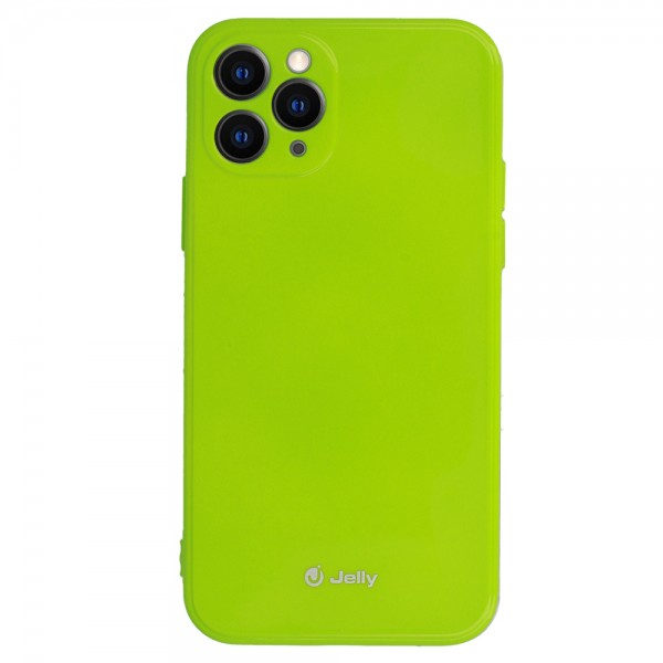 "Maskica Jelly  iPhone 12 mini (5,4"") - limun zelena"