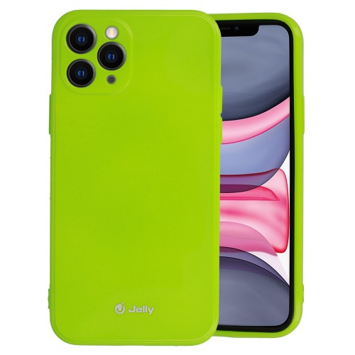 "Maskica Jelly iPhone 12 Pro Max (6.7"") - limun zelena"
