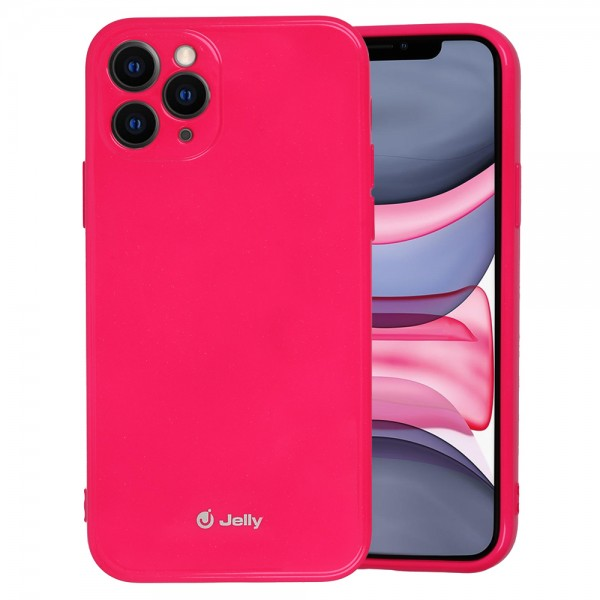 "Maskica Jelly  iPhone 12 mini (5,4"") - roza"