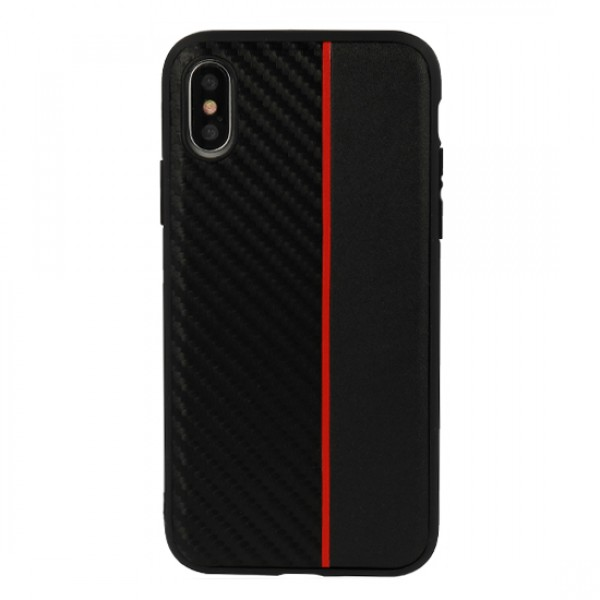 Maskica MOTO CARBON iPhone X/XS