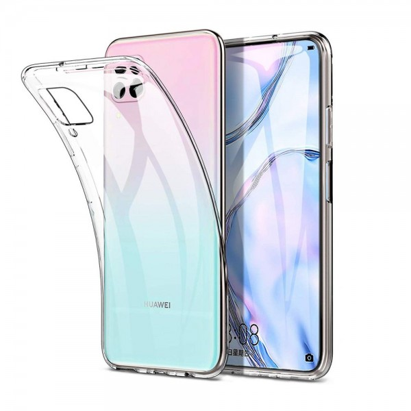 Maskica TECH-PROTECT Huawei P40 lite - Crystal