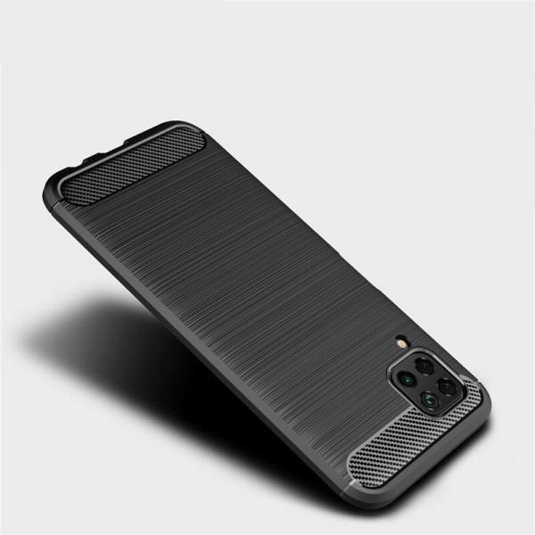 Maskica TECH-PROTECT Carbon Huawei P40 lite