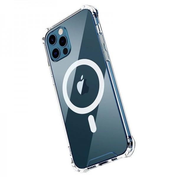 TEL PROTECT MagSafe maskica Iphone 12