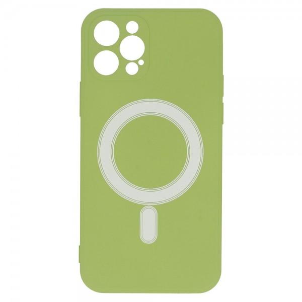TEL PROTECT MagSafe maskica Iphone 12 PRO - ZELENA