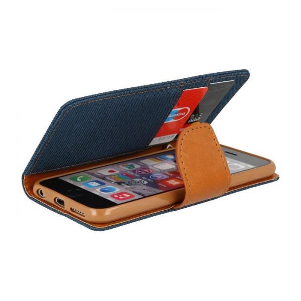 Torbica preklopna za Samsung Galaxy A5 2018/A8 2018 - Canvas Case TP-CC-SAM-A5/A8-18 Mobilab, servis i prodaja mobitela, tableta i računala