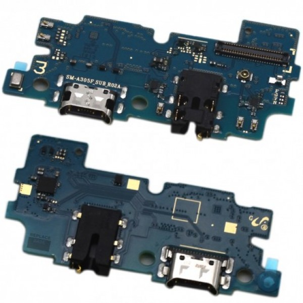 PCB Samsung A30,A305 konektora punjenja + MIC
