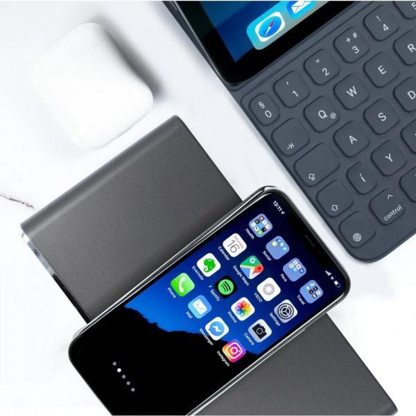 Bežični punjač sa satom i s termometrom 10W GJ-05 PT-WIRELESS-GJ-05 Mobilab, servis i prodaja mobitela, tableta i računala