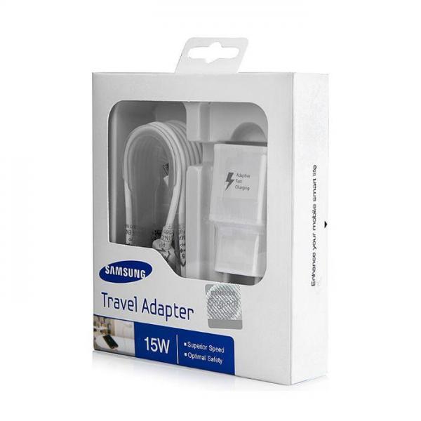 Original kućni punjač - SAMSUNG EP-TA20EWE + micro USB cable 2A