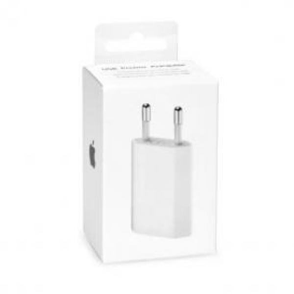Original kućni adapter/punjač - Apple iPhone A1400 + USB kabel Lightning MD818 MB707ZM/B