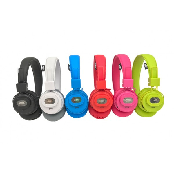 Slušalice bežične Bluetooth + mic. NIA-X5SP