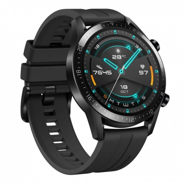 Smartwatch HUAWEI GT 2,46mm,Sport,crni