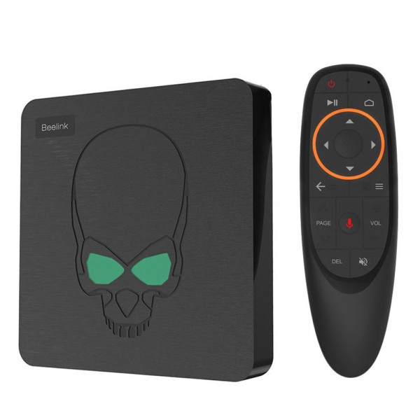 TV BOX GT-KING S922X BEELINK, 4+64 GB