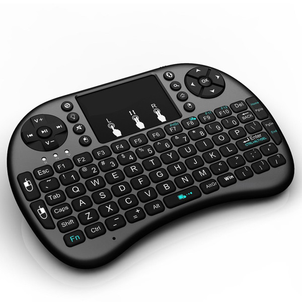 BEŽIČNA TIPKOVNICA ZA PC/TV BOX I8