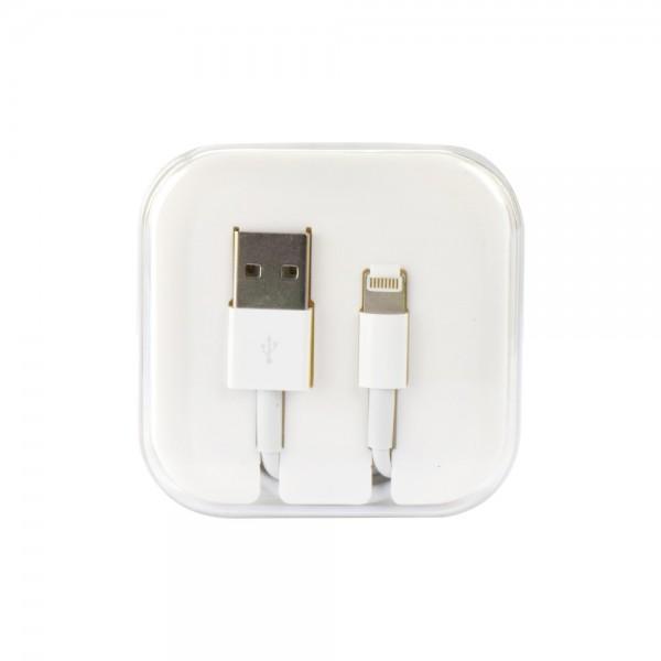 Apple USB kabel Lightning - 1m PT-APP-USB-LIGHTNING-1M Mobilab, servis i prodaja mobitela, tableta i računala