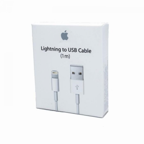 Original Kabel USB - APPLE MD818ZM/A / MQUE2ZM/A iPhone 5/5c/5s/6/iPad Air 1m