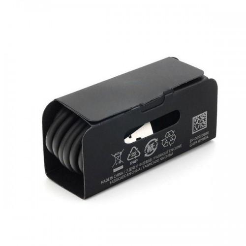Original Kabel USB - SAMSUNG EP-DG970BWE Tip C 1m crni i bijeli
