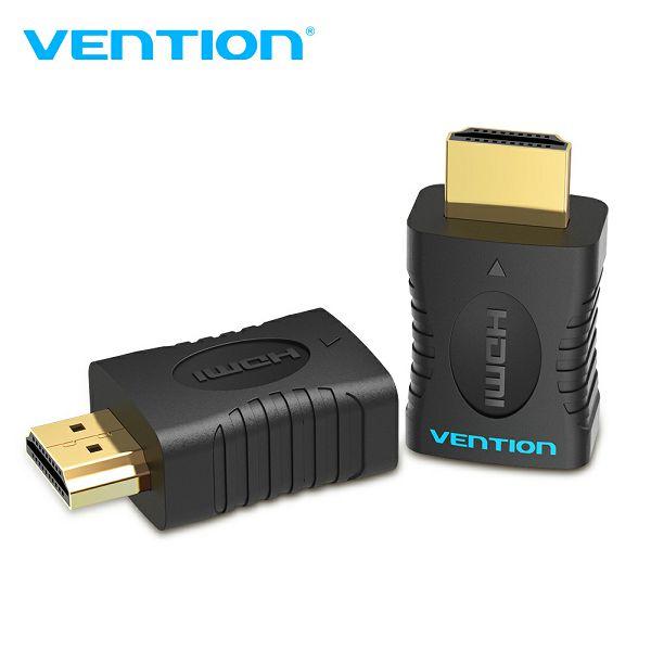 VENTION ADAPTER HDMI MUŠKI NA HDMI ŽENSKI 4K 60 Hz AIAB0 CRNI