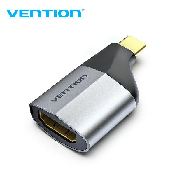 VENTION ADAPTER TYPE C MUŠKI NA HDMI ŽENSKI 4K 60 Hz TCAH0 ALU