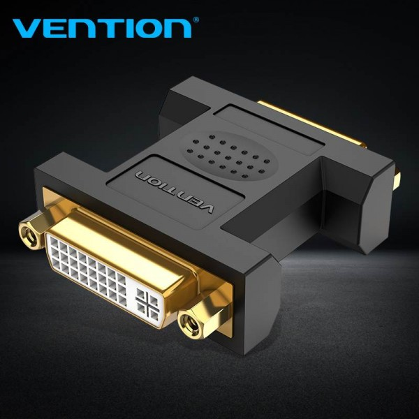 VENTION ADAPTER DVI ŽENSKI NA DVI ŽENSKI 24-5 ECEB0