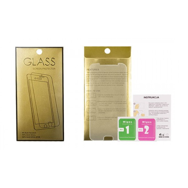 Zaštitno staklo Motorola G8 Power Lite Gold - tempered glass