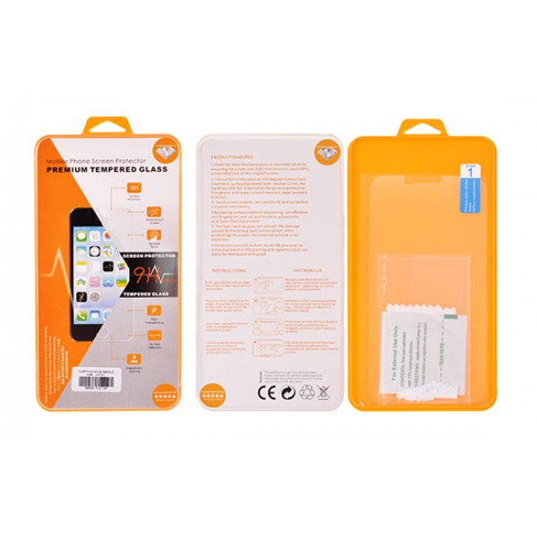 Zaštitno staklo XIAOMI REDMI NOTE 9S / NOTE 9 PRO / NOTE 9 PRO MAX Orange - tempered glass
