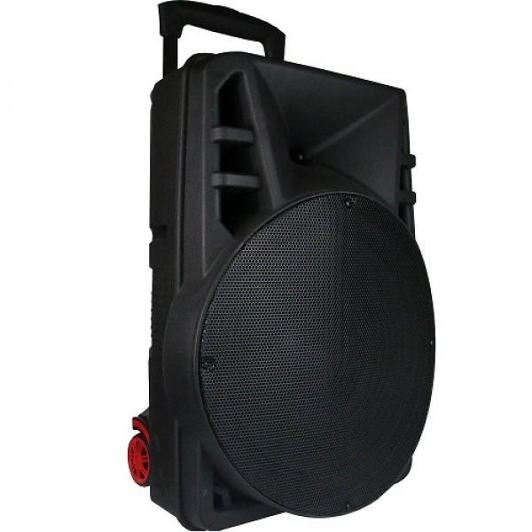 Zvučnik bežični supersound bluetooth karaoke S37 + bežični mikrofon